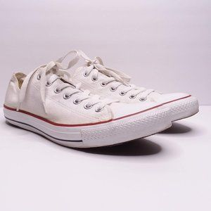 Converse White All Stars size M10/W12